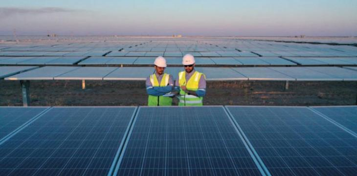 New Saudi Projects to Speed Growth of Kingdom's Renewable Energy Sector