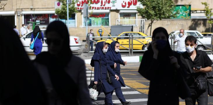Iran Imposes Restrictions in Hundreds of Cities as COVID-19 Death Toll Rises