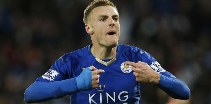 Leicester's Rodgers Backs Goal-Shy Vardy to Hit Top Gear Again