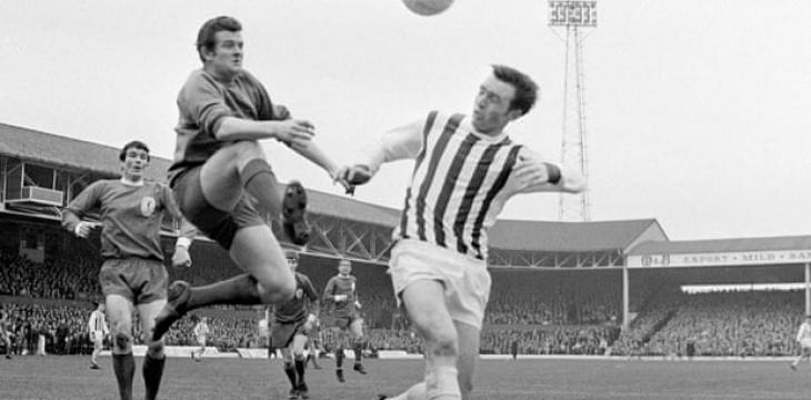Football Grapples Slowly with Brain Injury, 19 Years on from Jeff Astle's Death