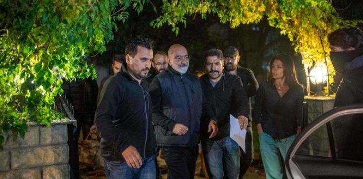 Turkey Frees Journalist Altan After European Rights Court Ruling