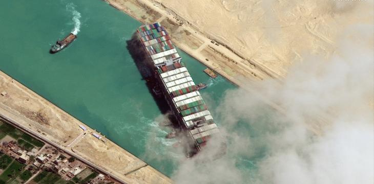 Suez Canal to Allow 2 Ever Given Crew Members to Go Home