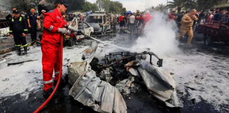 Car Bomb Blast Kills Four, Injures 20 in Baghdad's Sadr City