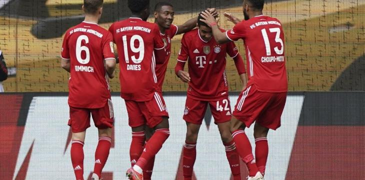 Musiala Stars, Bayern Closes in on 9th Straight League Title