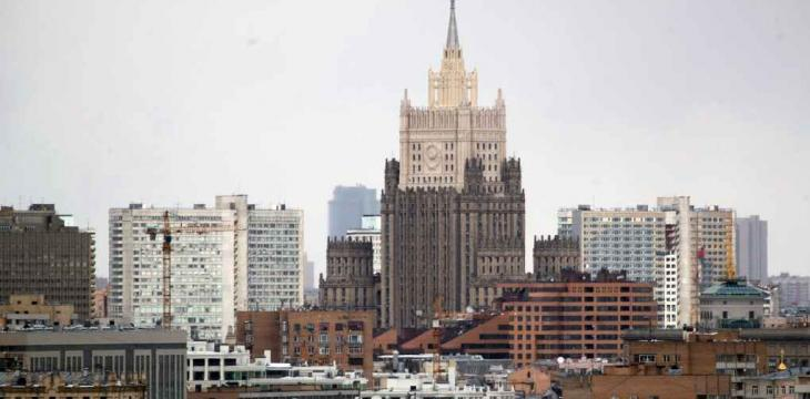 Russia, Ukraine Expel Diplomats over Classified Information