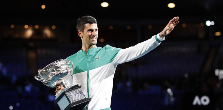 Djokovic to Host Serbia Tournament a Year after Covid Fiasco