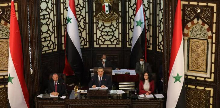 Syria Court Gets 1st Applications for Presidential Vote