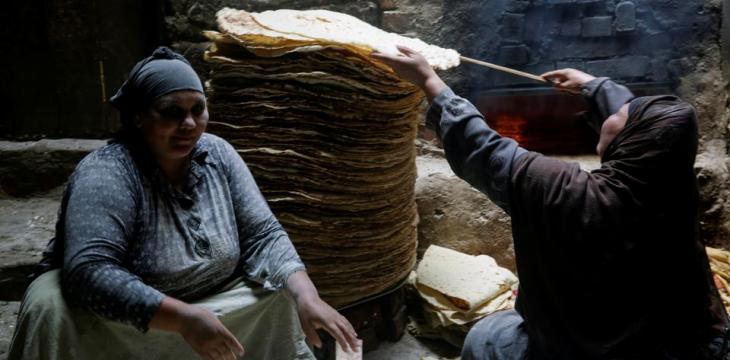 Ramadan Helps Egyptian Women Bakers Make Ends Meet