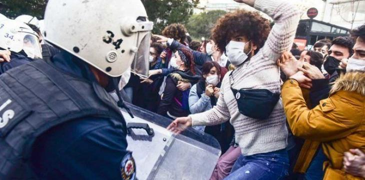 Turkey Seeks Jail Terms for 97 over Student Protests