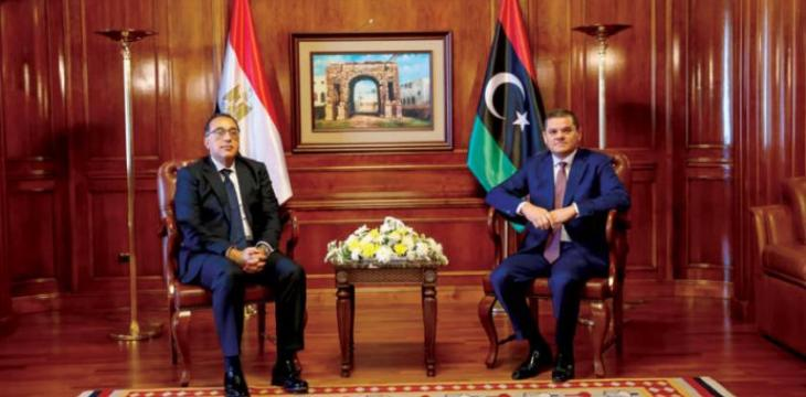 Egyptian PM Visits Tripoli to Discuss Political, Economic Cooperation