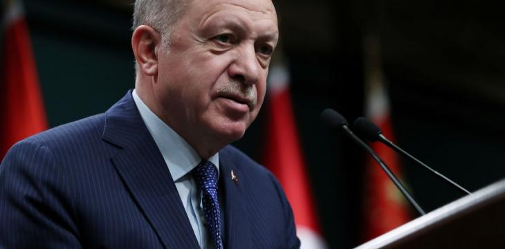 Erdogan Fires Trade Minister in Cabinet Reshuffle