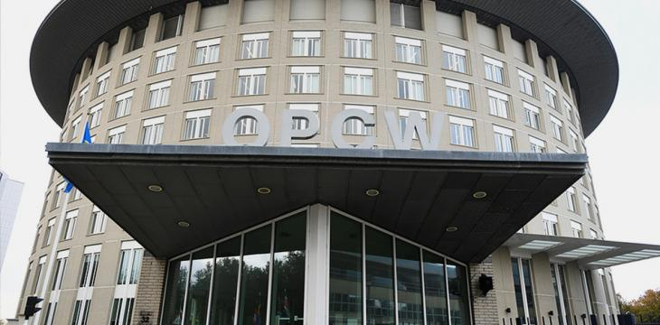 OPCW Votes to Suspend Syria's Rights