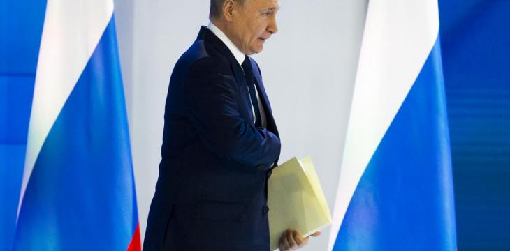Putin Warns of 'Quick and Tough' Russian Response for Foes