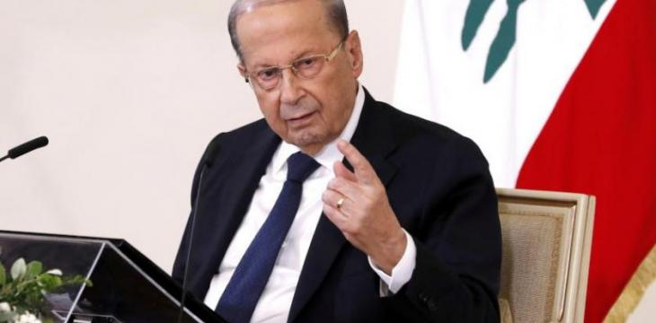 Lebanon: Aoun Urges Calm after Judicial Dispute