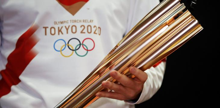 Tokyo Olympics Organizers Report 1st Torch Relay Virus Case