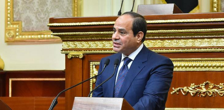 Egypt's Sisi Directs Govt to Support Libya on All Levels