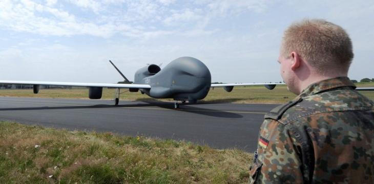 Israel Seeking to Acquire German Drone Company