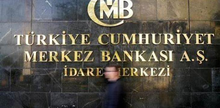 Turkish Cenbank Holds Rates at 19% After Inflation Rise