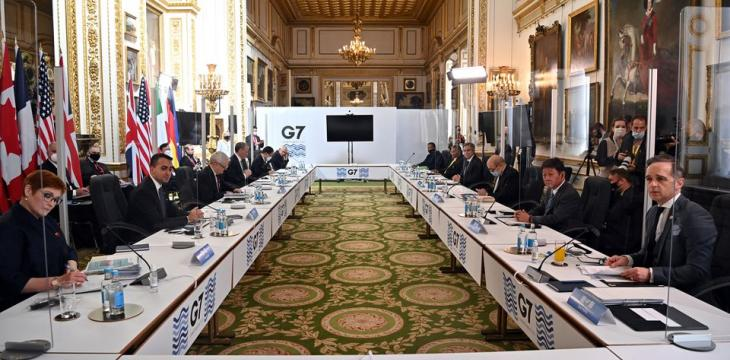 Why Did the G7 Refuse to Criticize 'Normalization' With Damascus?