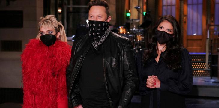 Elon Musk Shows Humility and Hubris as 'SNL' Host