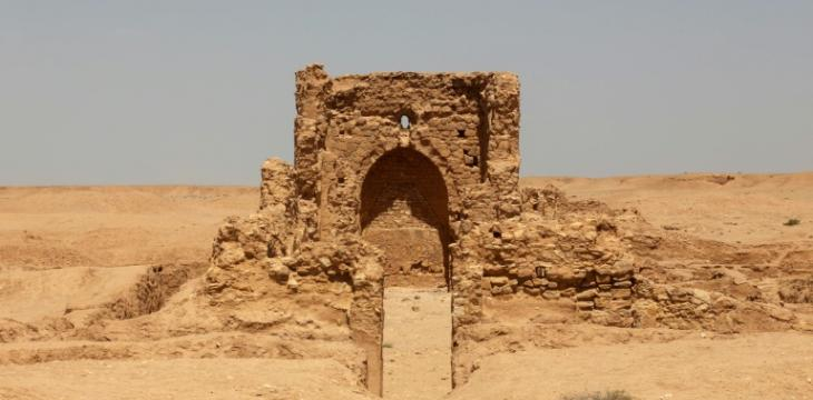 Iraq's Heritage Battered by Desert Sun, Rain and State Apathy