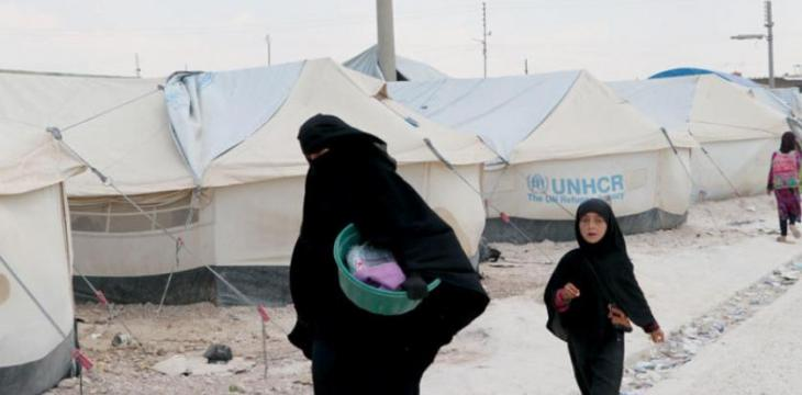 UN Voices Concern Over COVID-19 Case Surge in Al-Hol Camp