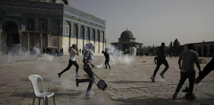 What's Behind the Clashes in Jerusalem?