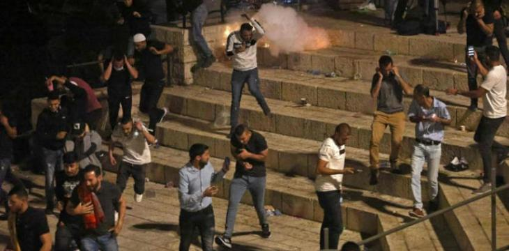Middle East Quartet Express 'Deep Concern' Over Violence In Jerusalem