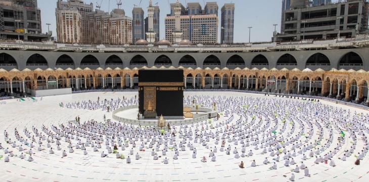 Saudi Arabia to Hold Hajj with Preventive Measures in Place