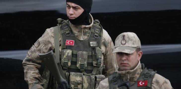 Turkish Soldier Killed, 4 Hurt in Attack in Syria