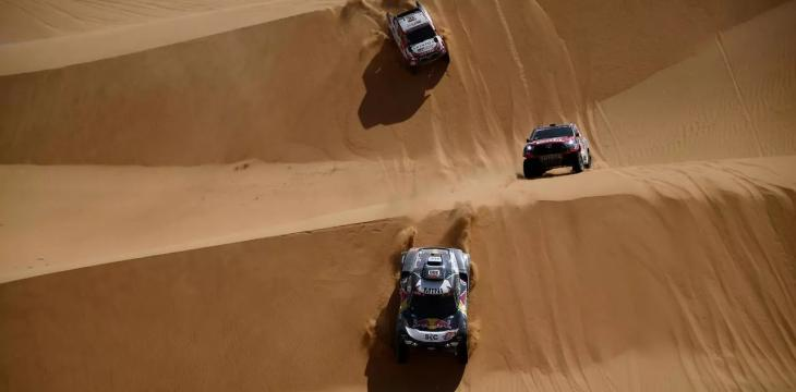 Dakar 2022 Heads Back to Saudi Arabia