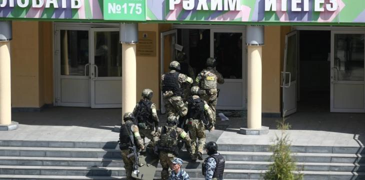 Nine Killed, Many Wounded in Russian School Shooting