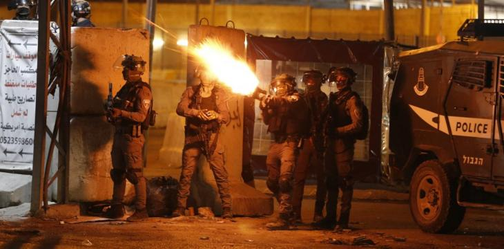 Amnesty International: Israel Using 'Unlawful' Force in Jerusalem