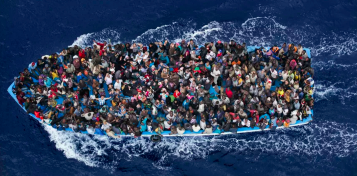 At Least 17 Migrants Drown in Shipwreck Off Tunis