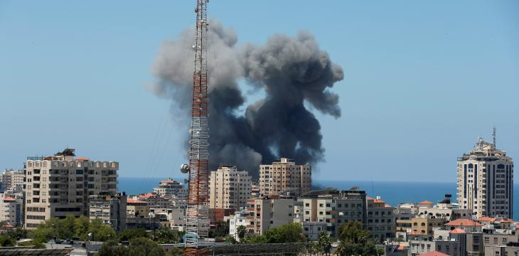 Hamas, Israel Fighting Escalates