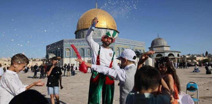 Holy City of Jerusalem Marks Sad End to Ramadan