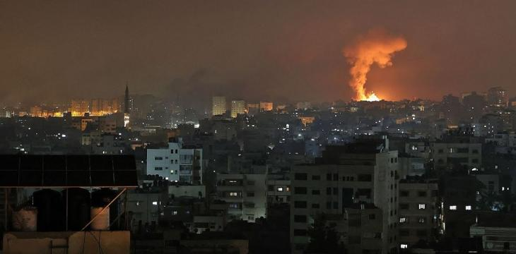 UN Chief Appeals for Halt to Israel-Gaza Clash