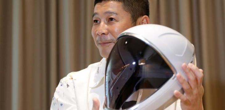 Japanese Fashion Magnate Maezawa to Visit International Space Station