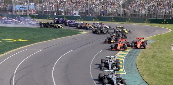 'All Systems Go' for Australian F1 Grand Prix, Say Organizers