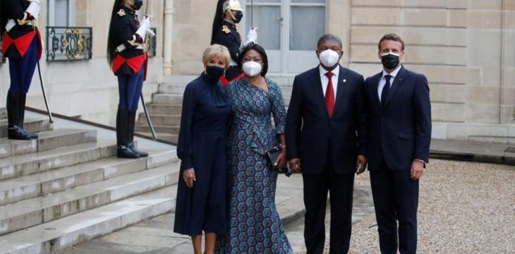 Leaders Meet in Paris to Help Finance Africa's Post-Pandemic Recovery
