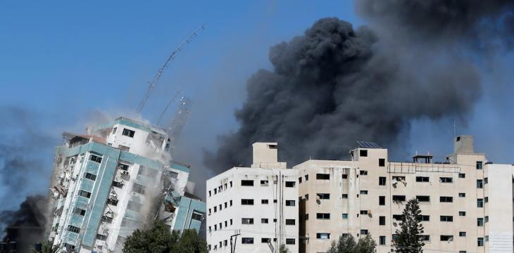 Blinken Says US Received More Information on Gaza High-Rise Bombing