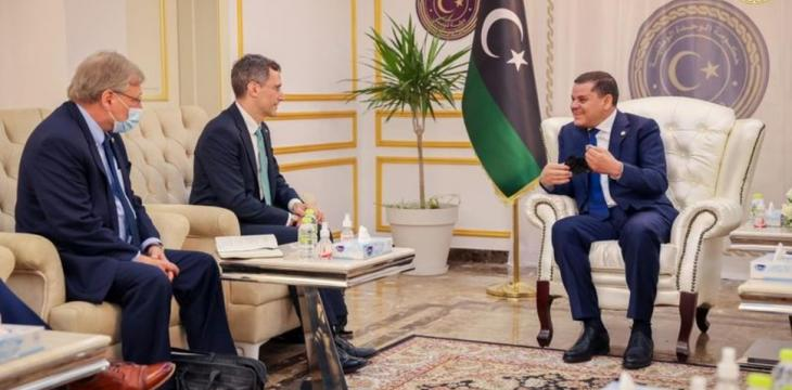 US Tripoli Visit Shows Increased Libya Focus after Fighting