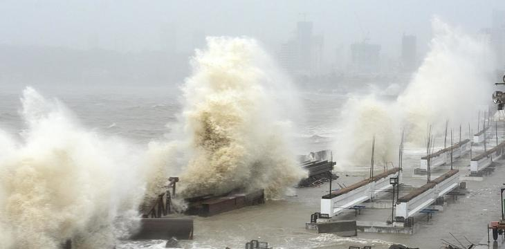21 Dead, 96 Missing as Cyclone Batters Covid-Stricken India