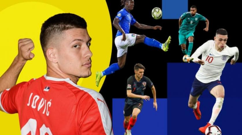 Luka Jovic To Moise Kean 10 To Watch At The Euro Under 21 Championship Asharq Al Awsat