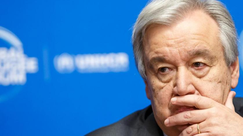 United Nations chief: Virus has 'unleashed tsunami of hate