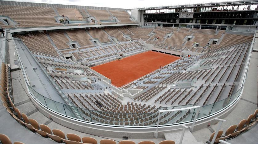 French Open organisers to allow up to 20,000 fans in attendance