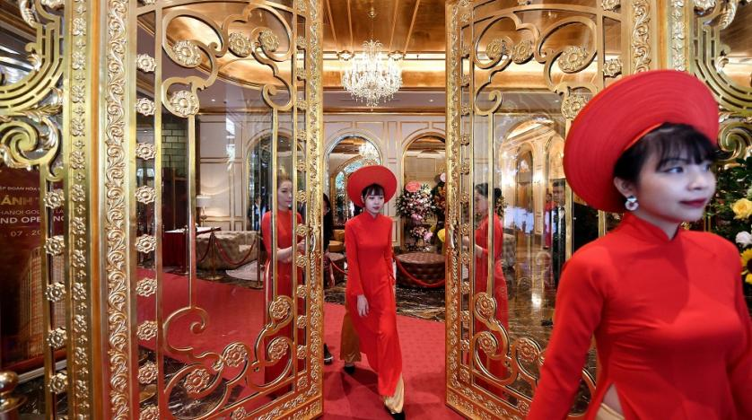 First hotel made of 24-carat gold in this country, Know details