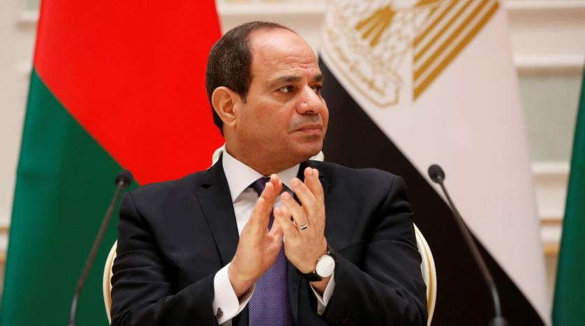 Egyptian Parliament Gives Sisi Mandate to Deploy Troops Abroad
