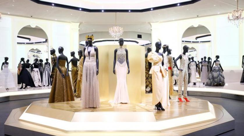 Christian Dior Hosts Live Audience Free Fashion Show Asharq Al Awsat