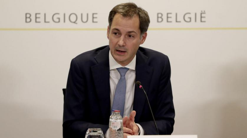 Belgian foreign minister Wilmes in intensive care with COVID